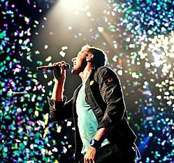 Coldplay покажут в России