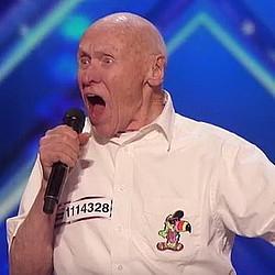 82-летний дедуля зажег на конкурсе America's Got Talent